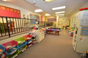 Our San Diego Daycare is bright and clean!