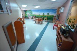 kindergarten readiness programs.
