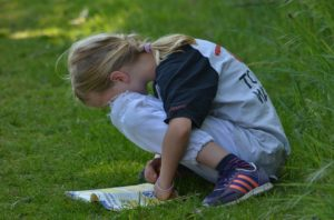 early literacy activities for preschoolers Wee Care