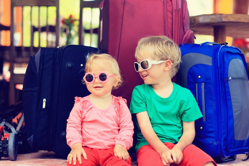 What Do You Need to Know About Traveling Abroad with Kids